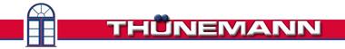 Bauelemente Thünemann Logo